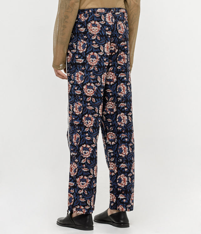 Floral Block Todash Track Pants