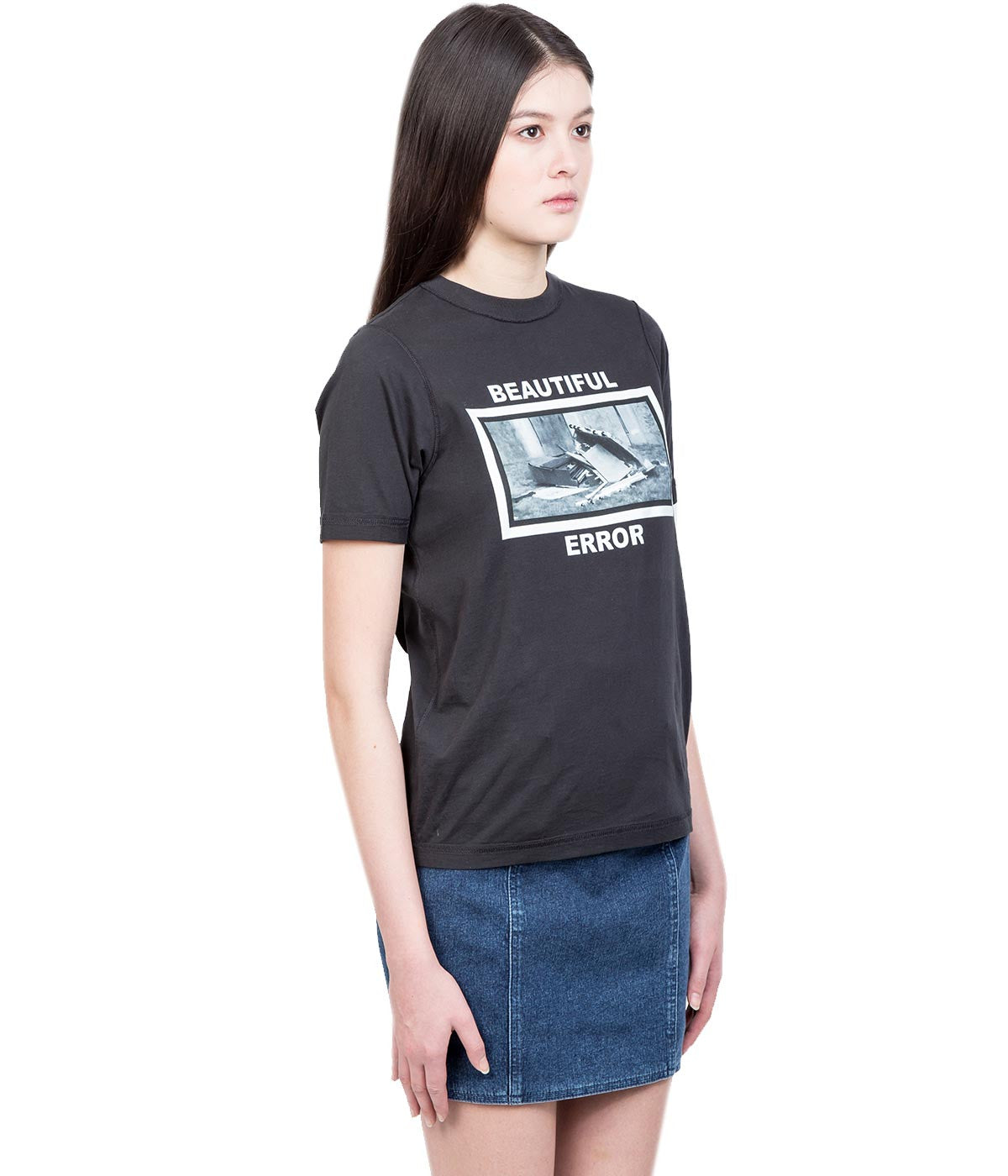 Black Beautiful Error T-shirt