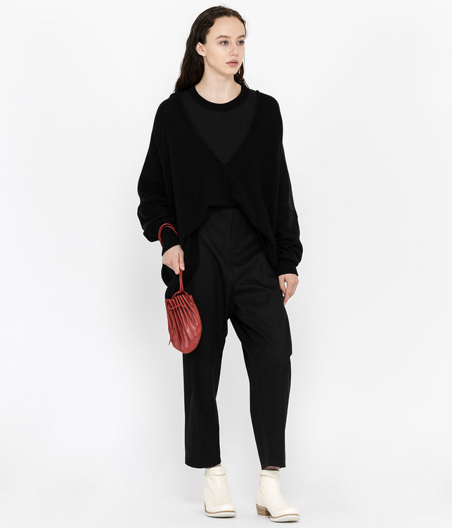 Black Sarouel Pants