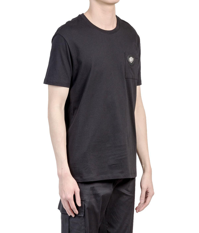 Black Patch Pocket T-Shirt