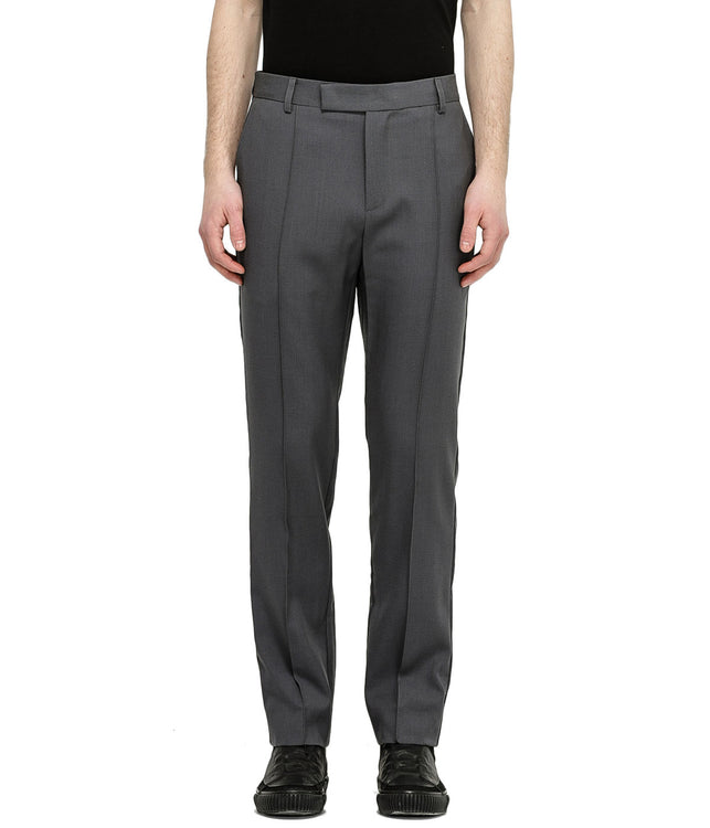 Grey Slim Trouser