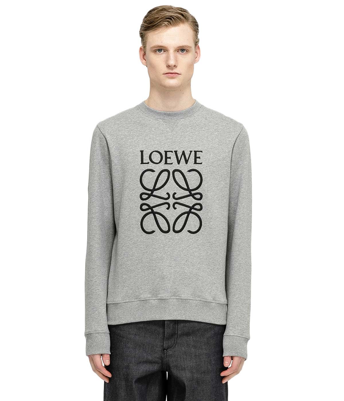 Grey Anagram Sweatshirt