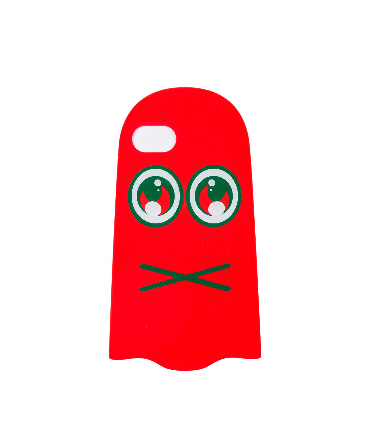 Red Ghost iPhone 7 Case