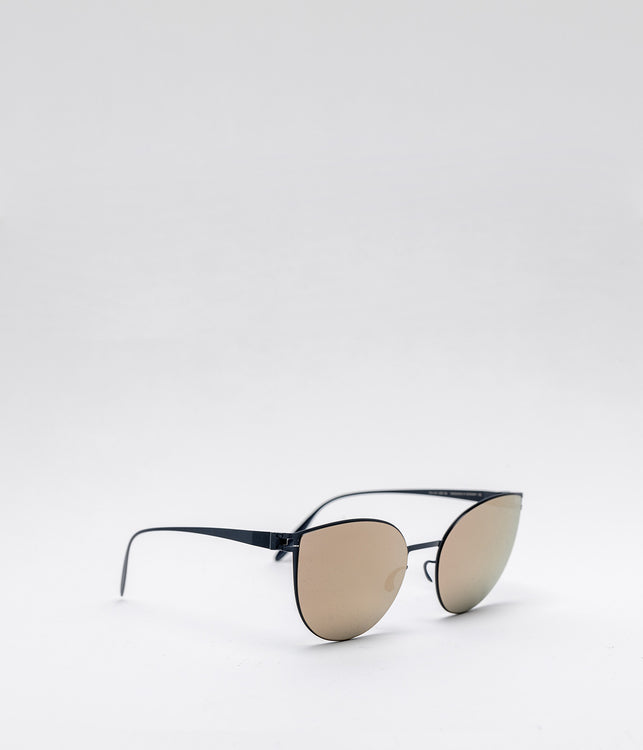 Mykita x Bernhard Willhelm Navy Beverly Sunglasses