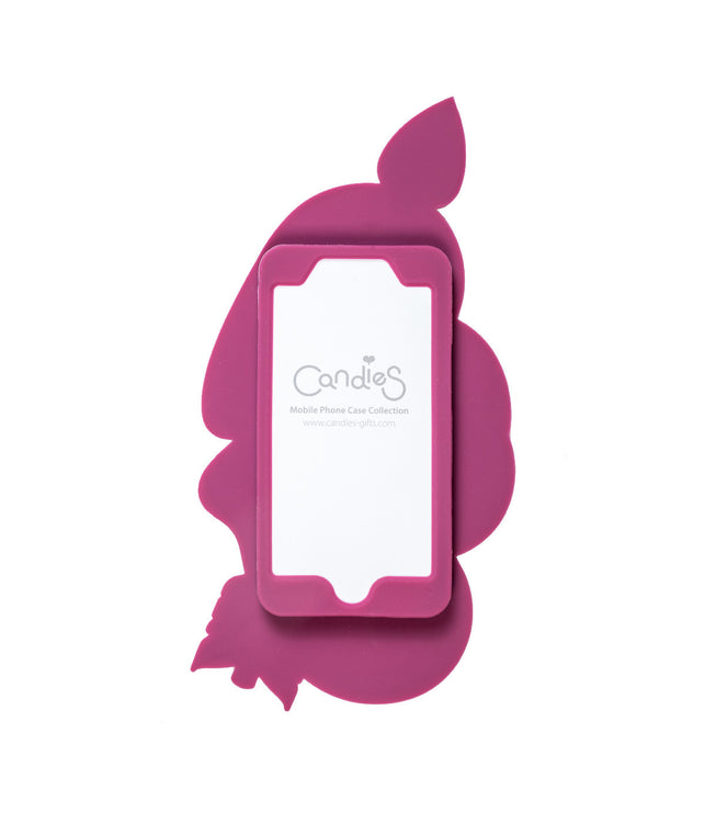 Pink Cupid's Heart iPhone 7 Case
