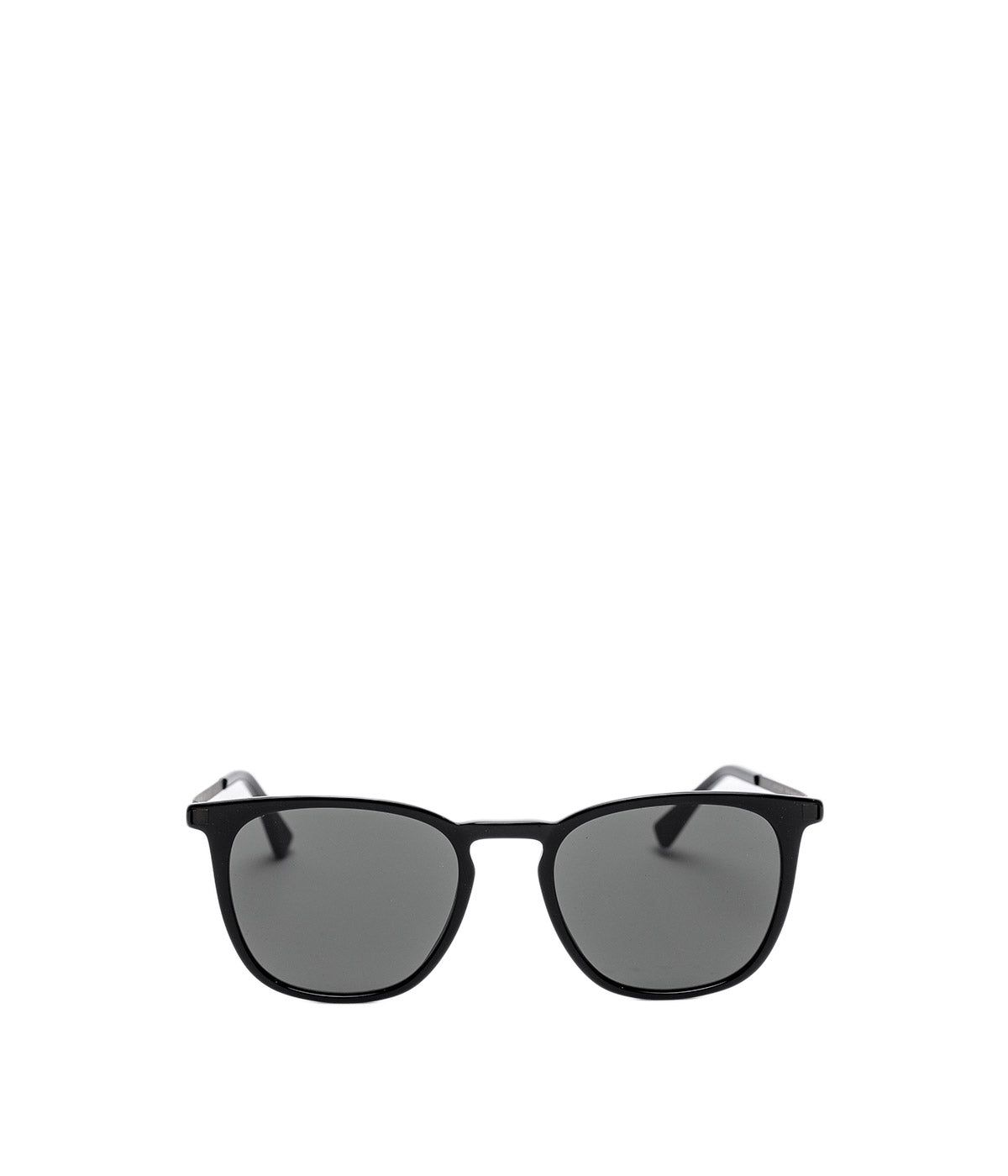 Black Lite Sun Square Sunglasses