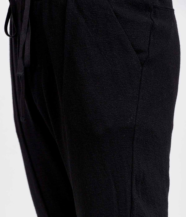 Slim Dropped Crotch Lounge Pants