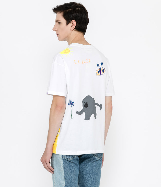 White Elephant Elinor T-Shirt
