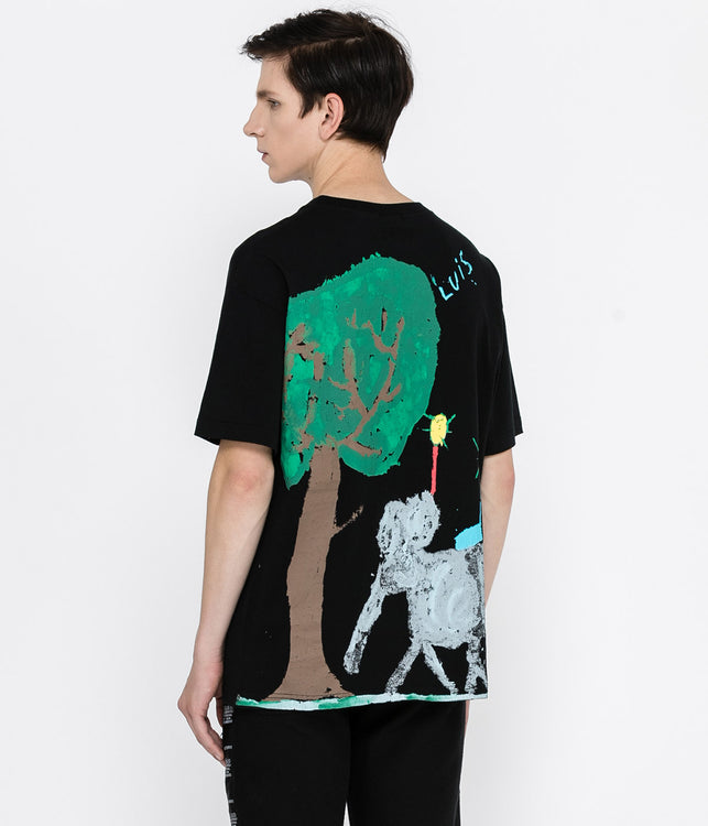 Black Elephant Luis T-Shirt
