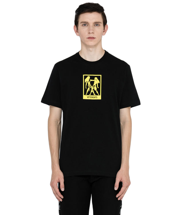 Black Gemini T-Shirt