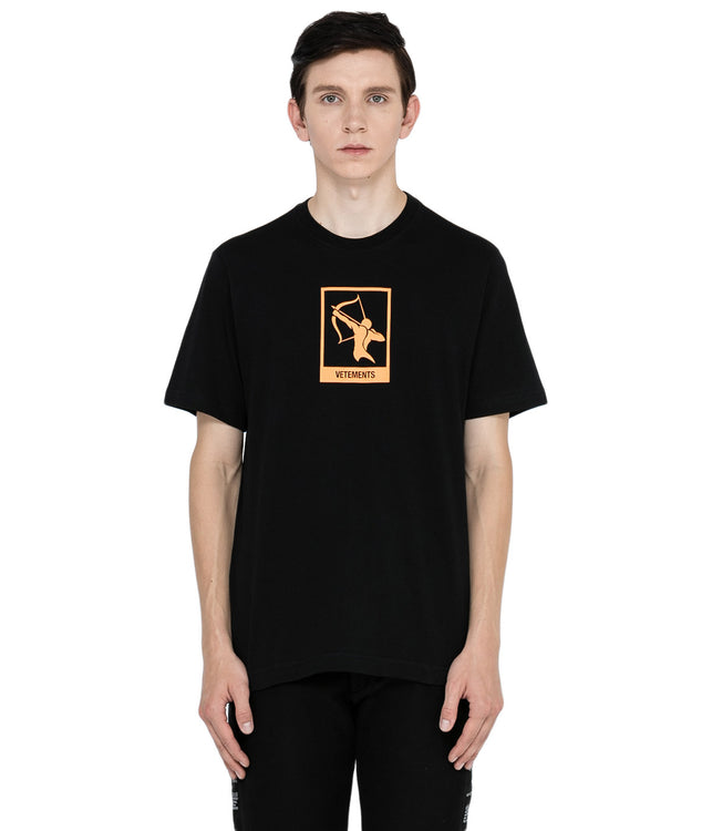 Black Sagittarius T-Shirt