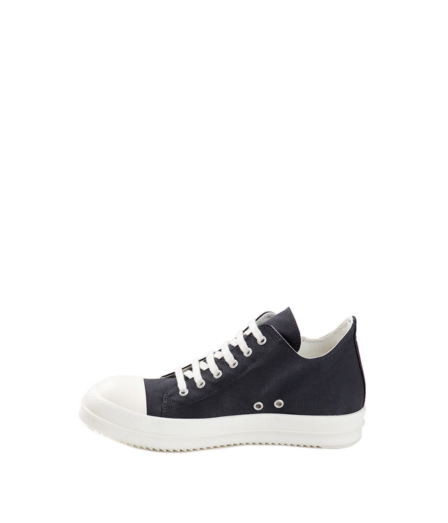 Black Canvas Ramones Sneakers