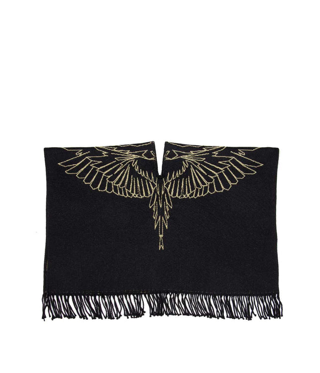 Black Wings Poncho