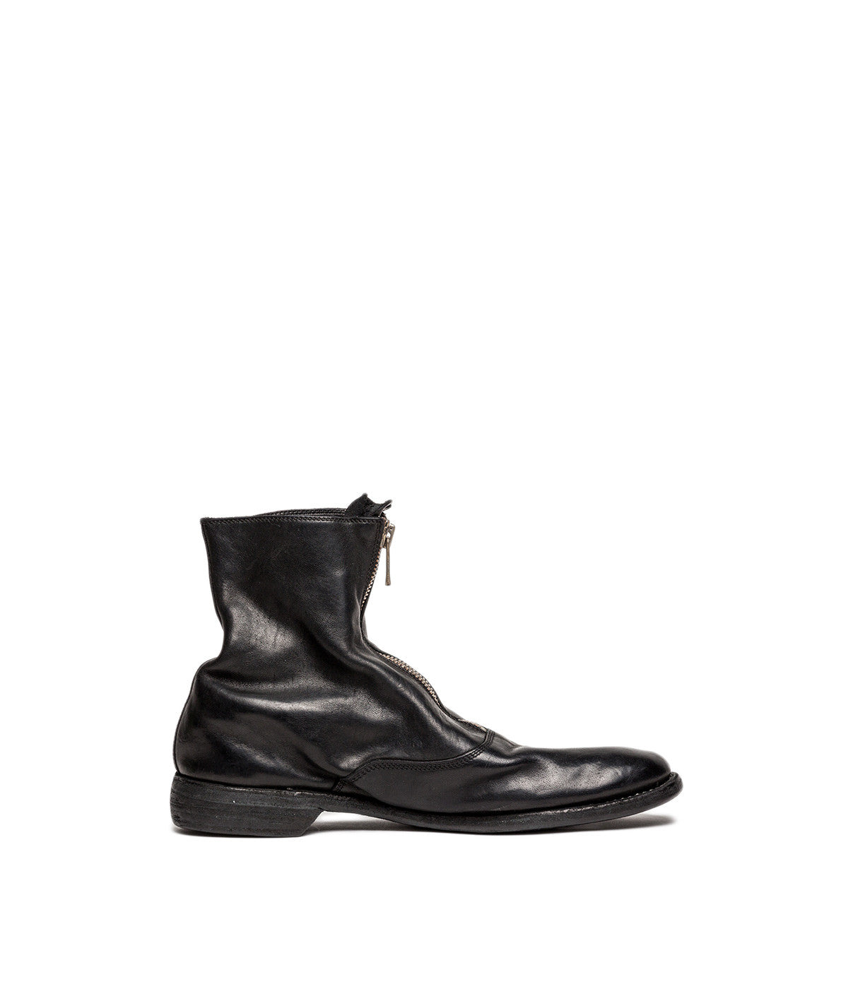 Wingtip Ankle Boots