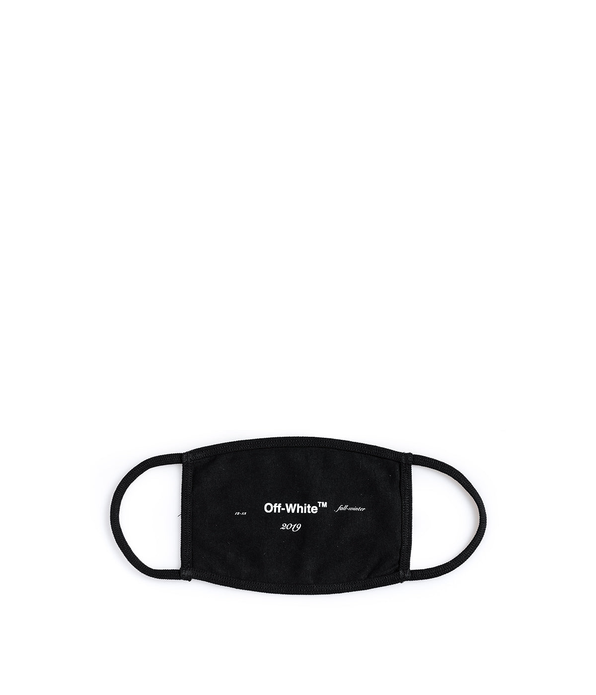 Black Logo Mask