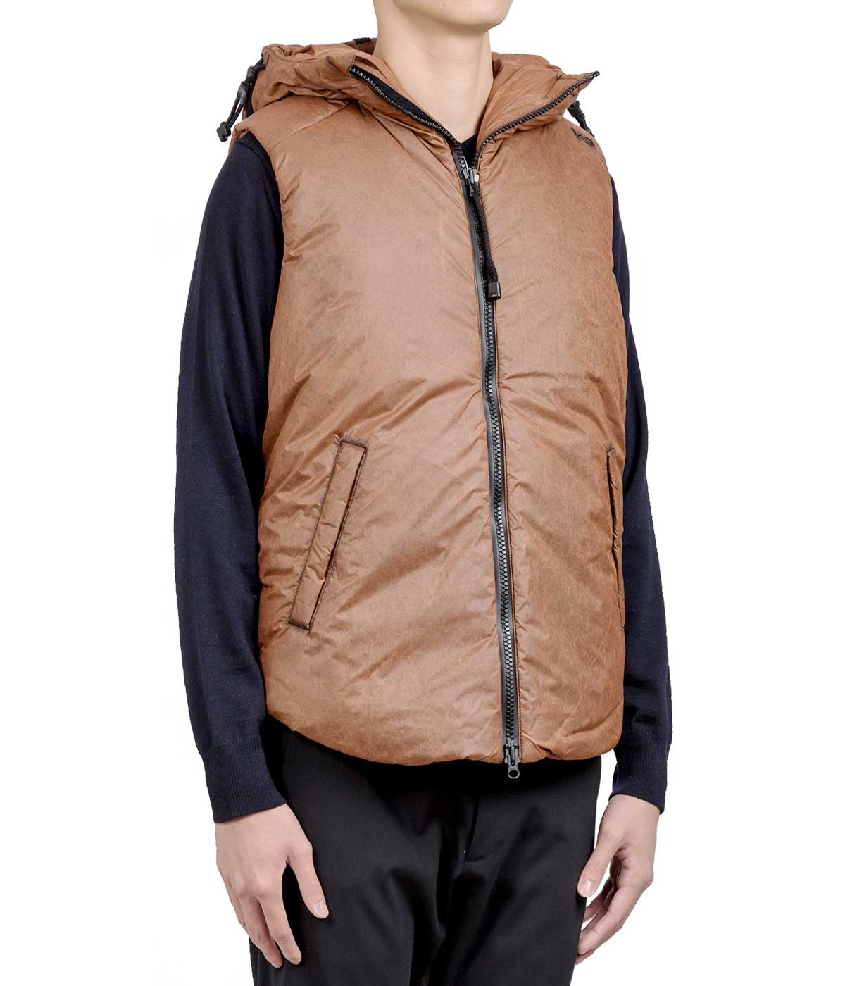 Burnt Orange Padded Vest
