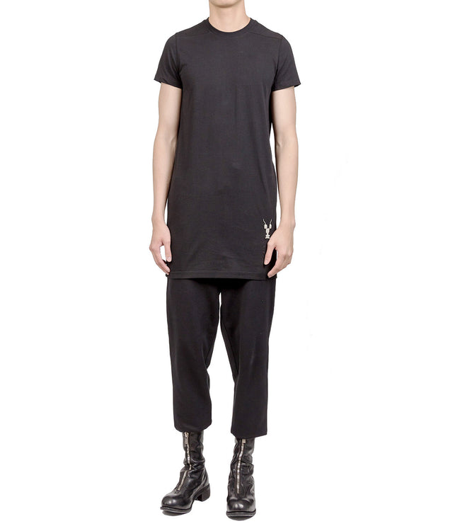 Black Level Embroidered T-Shirt