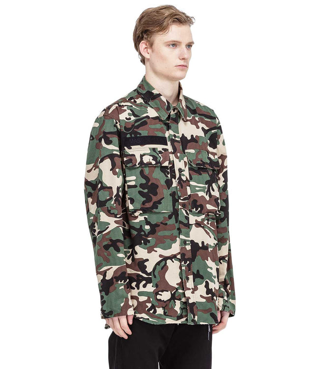 Military Camouflage Shirt