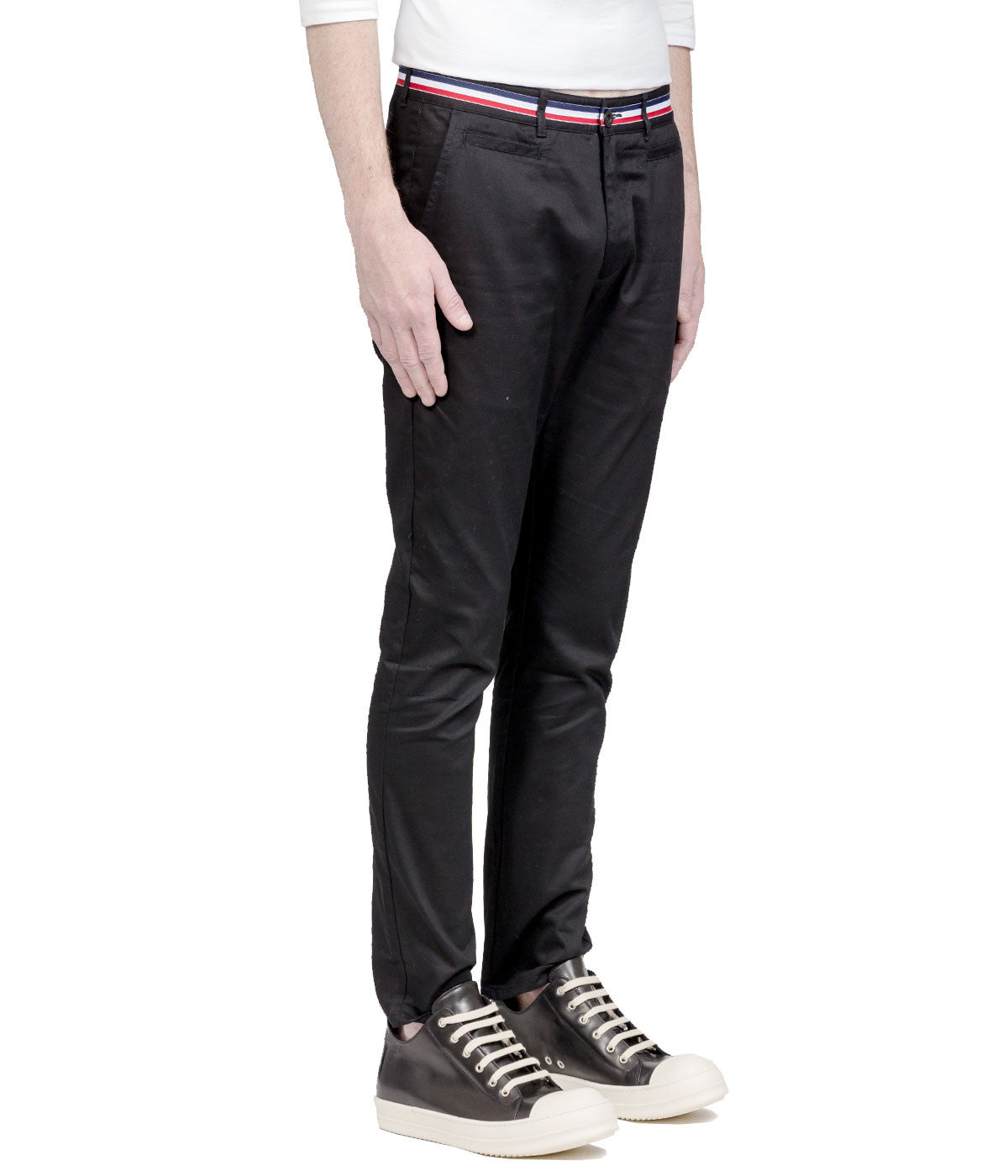 Black Chino Pants