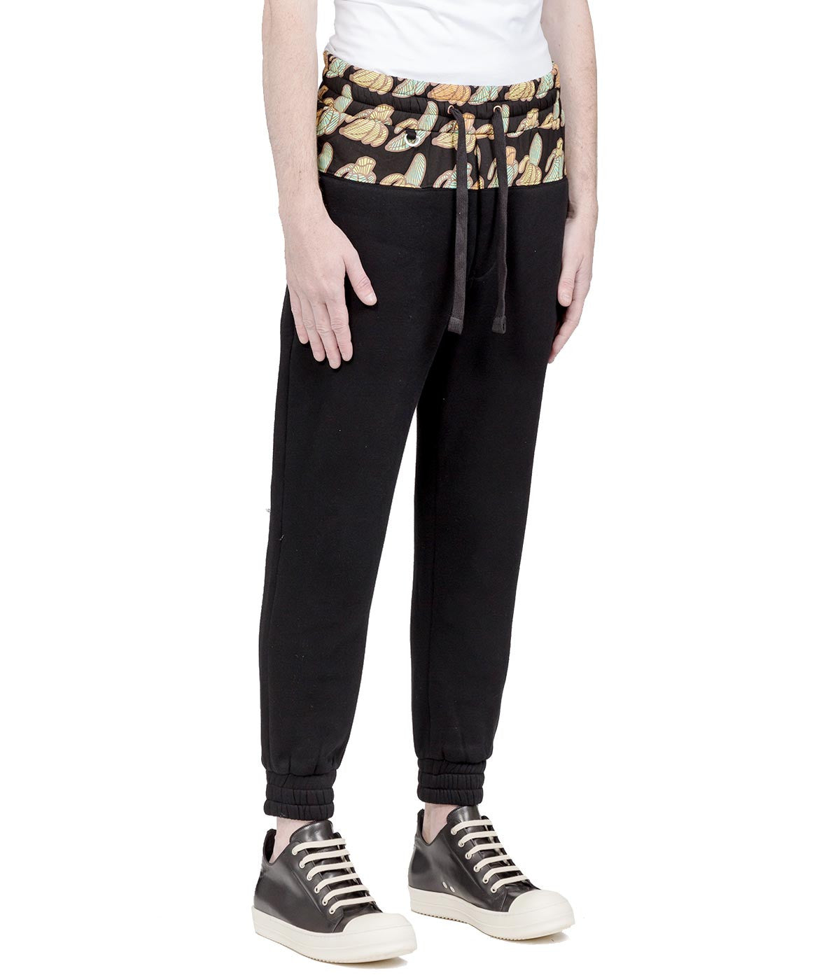 Black Sk8ting Bananas Sweatpants