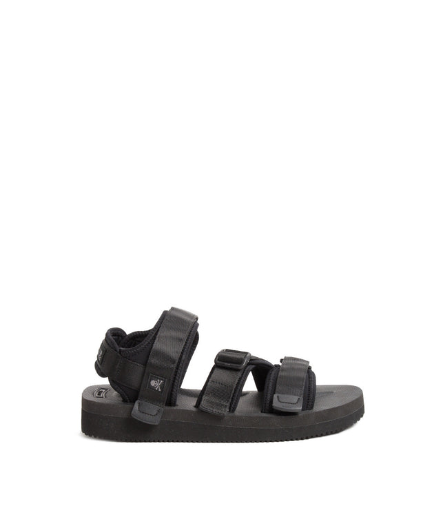 Black mastermind Feat. A-GIRL'S Sandals