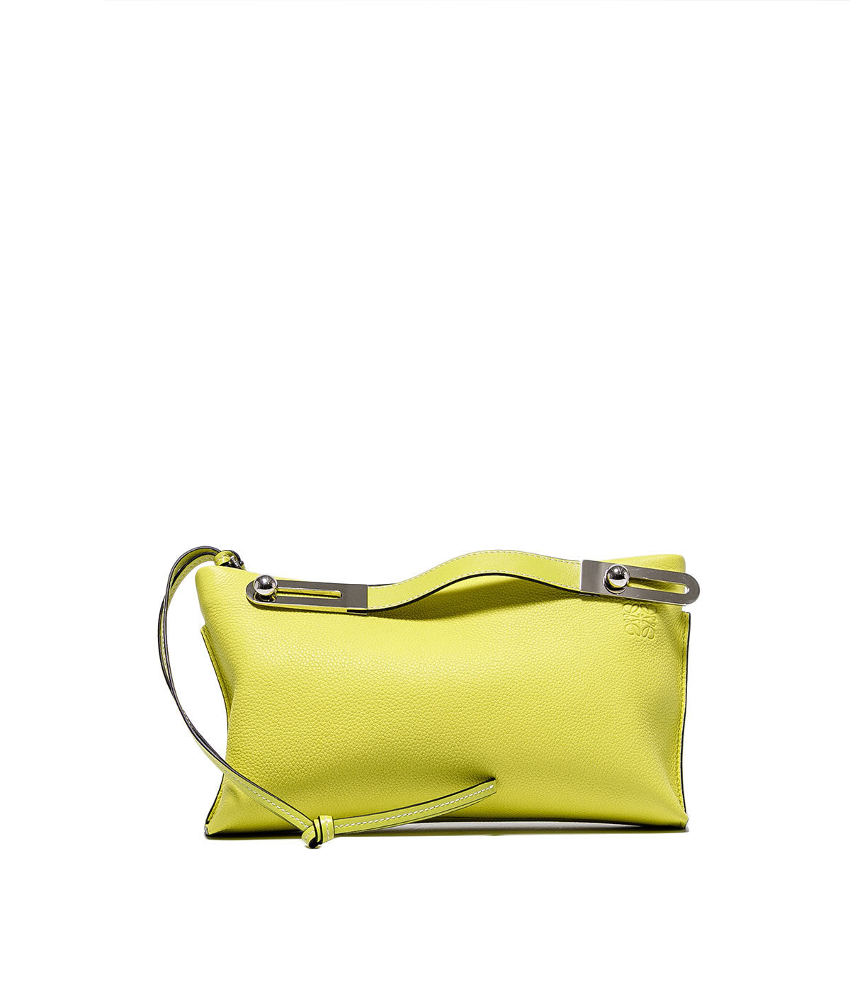 Lemon Yellow Small Missy Bag