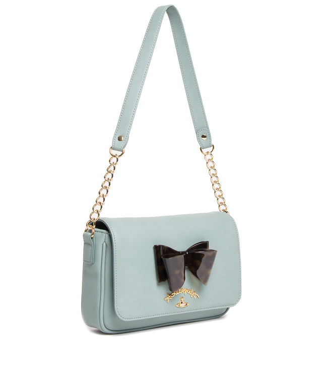 Teal Somerset Shoulder Bag