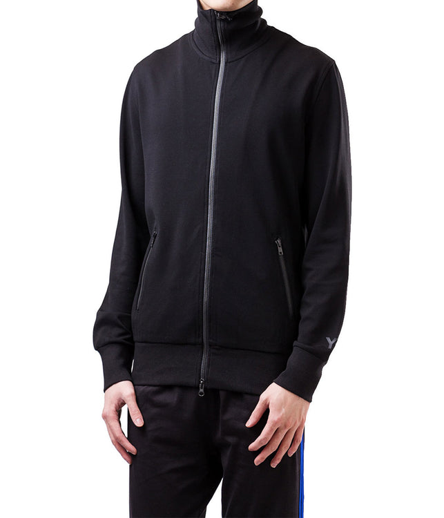Track Jacket with Back Pocket