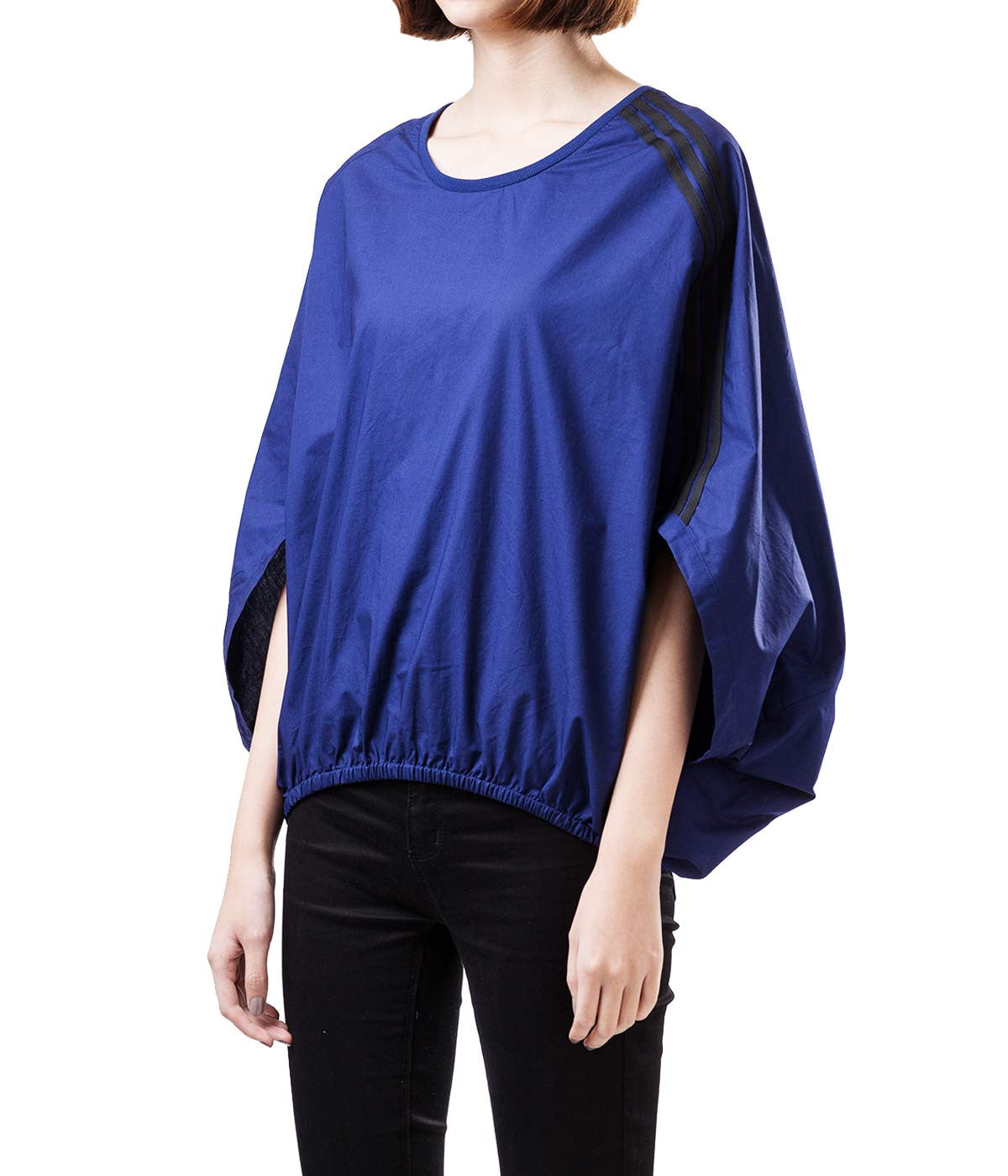 Oversized Poplin Blouse
