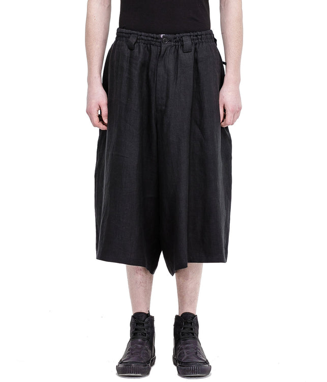 Black S-Big Pants