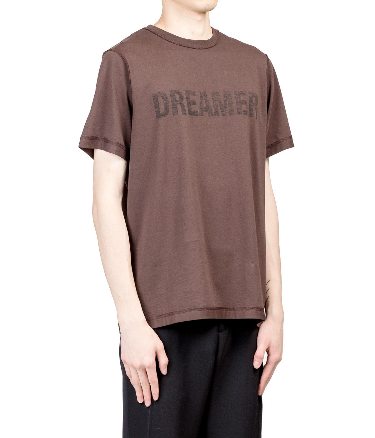 Brown 'Dreamer' T-shirt