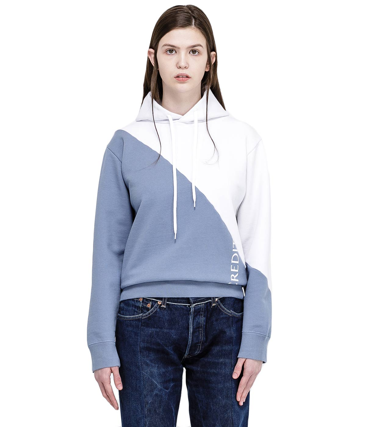 Light Blue Bank Hoodie