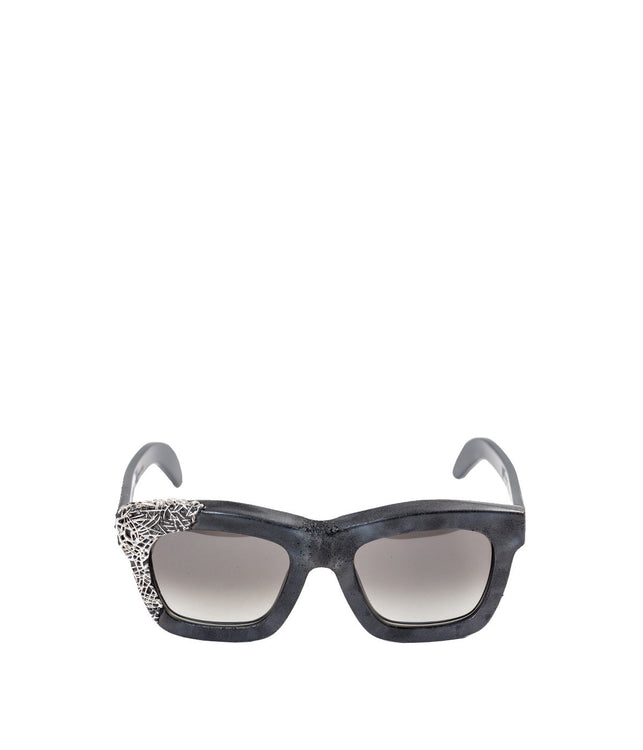 Mask C2 Nest Black Sunglasses
