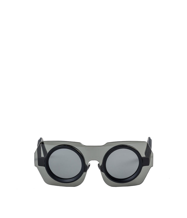 Mask E3 Black Sunglasses