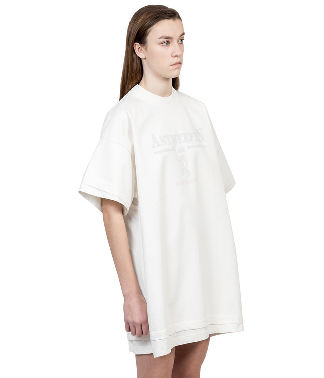 White Layered T-Shirt