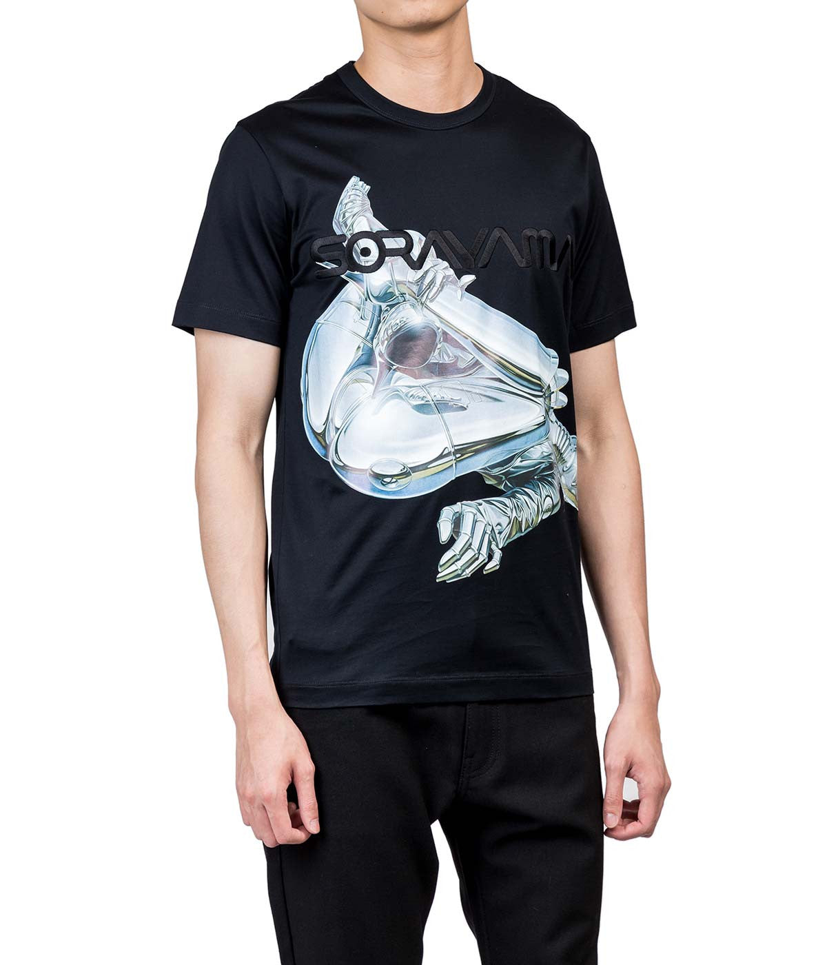 Sorayama Graphic T-Shirt