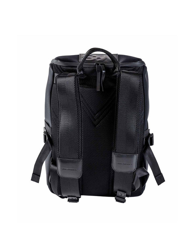 Black Qasa Small Backpack