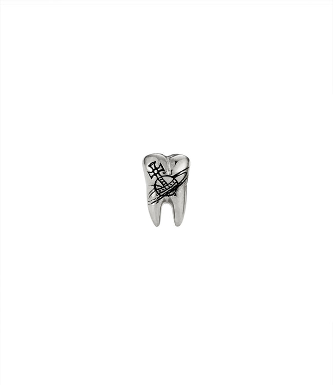 Single Tooth Stud Earring