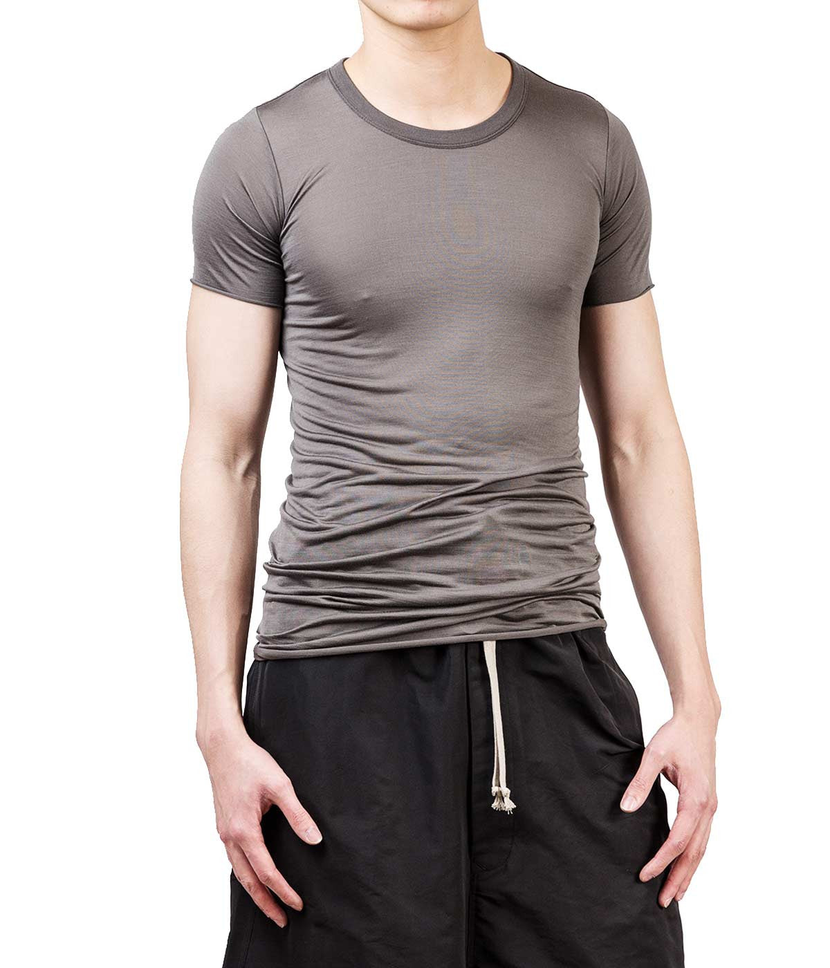 Silk Basic T-Shirt