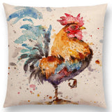 Watercolor Cushion Cover