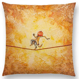 Fantasy Fable Pillow Covers