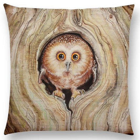 'Amazing Animals' Pillow Covers