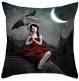 """Melting M. Marvels"" Pillow Covers"