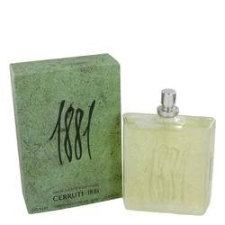 1881 Eau De Toilette Spray (Tester) By Nino Cerruti