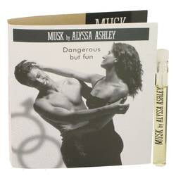 Alyssa Ashley Musk Vial (sample) By Houbigant
