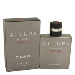 Allure Homme Sport Eau Extreme Eau De Parfum Spray By Chanel