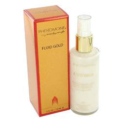 Pheromone Fluid Gold Lotion By Marilyn Miglin