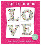 The Colour of Love  by Suzy Taylor