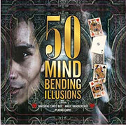 50 Mind Bending Illusions - Tricks in a Tin