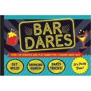 Bar Dares - Scratch & Play Games for a Raging Night Out